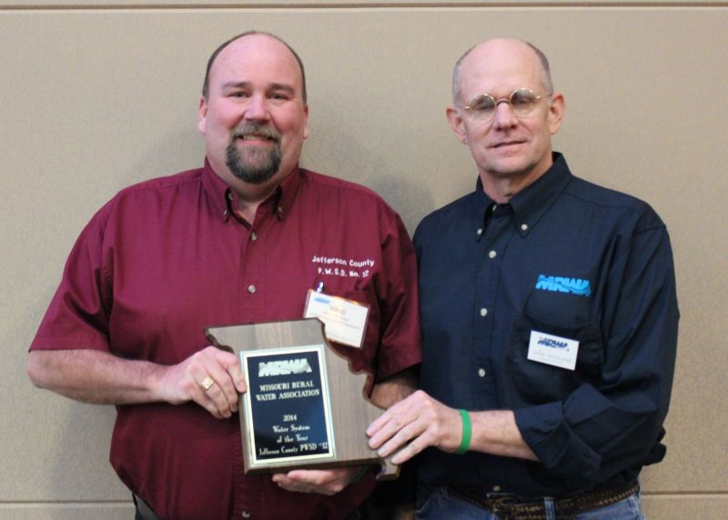2014 Drinking Water System of the Year Award